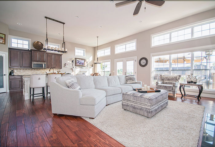 Staging home in Wasaga Beach and Collingwood